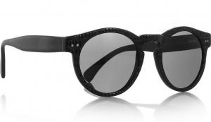 Illesteva Sunglasses Round