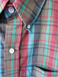 Madras Shirt - Nice Office Wear