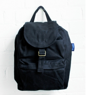 NOW-Nice-Office-Wear-Hombre-Mcohilas-oficina-Baggu-Backpack-Black