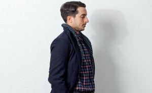 Tartan and dots - Nice Office Wear