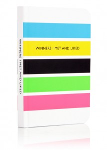 Archie Grand - Winners I Met And Liked Notebook