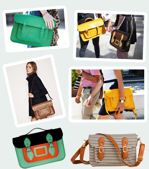 NOW Nice Office Wear Satchels Bags