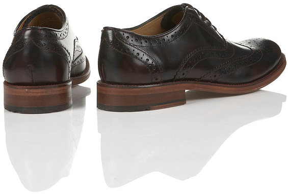 Zapato Oxford Ben Sherman Quey Brogue 2