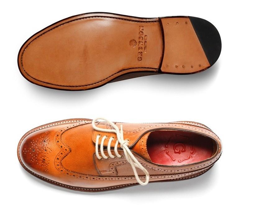Zapato Oxford Grenson Sid