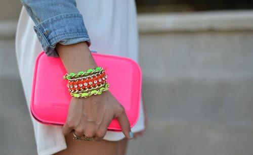 Fluor Otoño 2012 - Look complementos