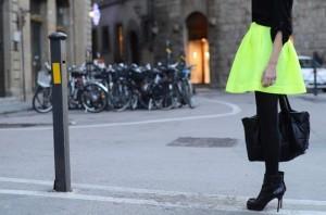 Fluor Otoño 2012 - Look falda