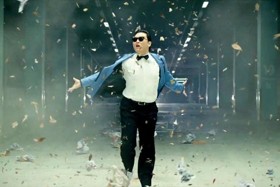 Psy Gangnam Style - Halloween