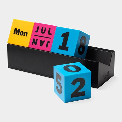 Calendario perpetuo MoMA