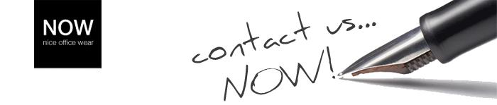 Contacta con nosotros - Nice Office Wear