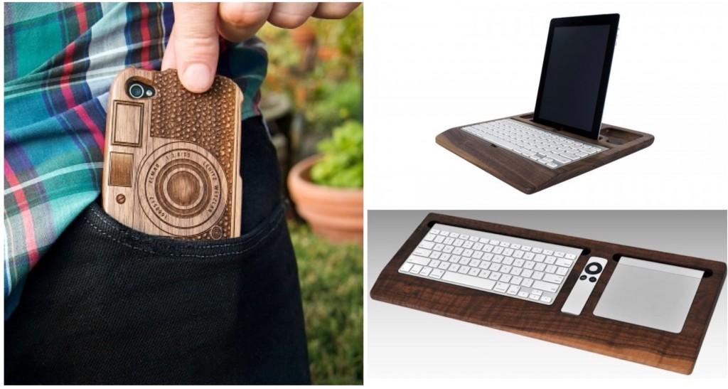 Hekseskudd, accesorios para iPad, iPhone, Mac y otros gadgets