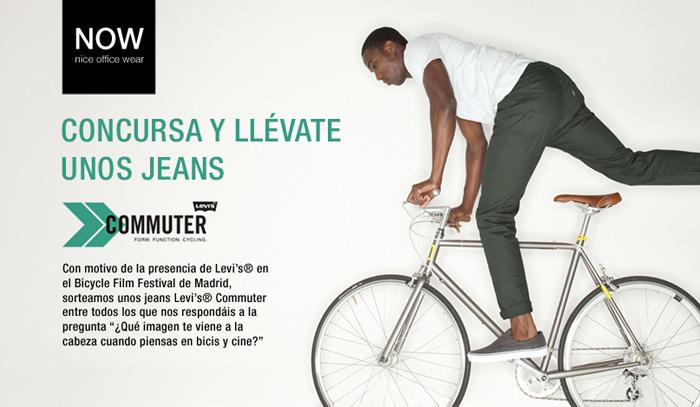 Levis Commuter - Nice Office Wear