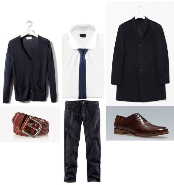Look Nochevieja Hombre Casual - Nice Office Wear