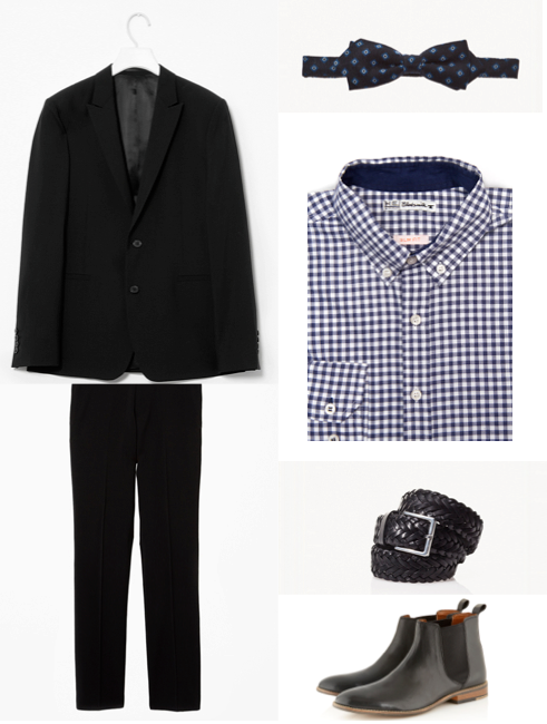 Look Nochevieja Hombre Smart - Nice Office Wear