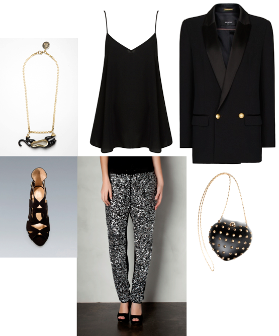 Look Nochevieja Mujer Casual - Nice Office Wear